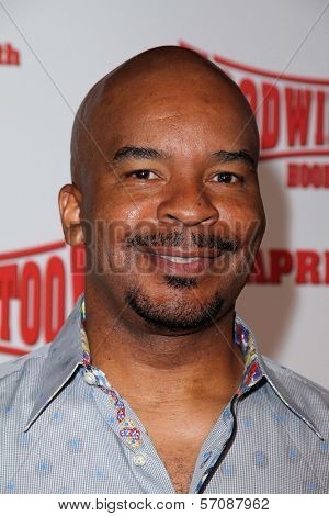 David Alan Grier at the