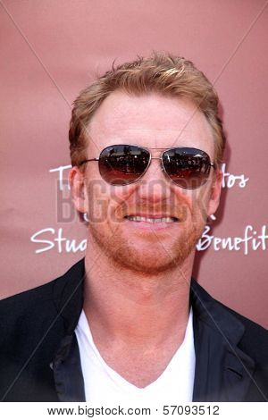Kevin McKidd at the John Varvatos 8th Annual Stuart House Benefit, John Varvatos Boutique, West Hollywood, CA. 03-13-11
