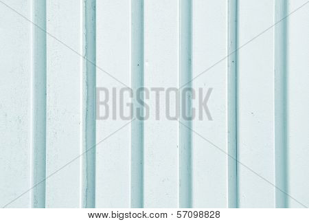 Corrugated Sheet Texture Or Background