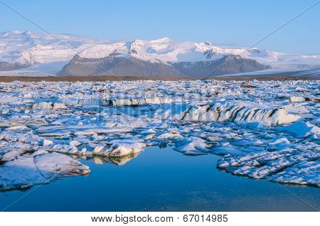 Jokulsarlon Ice Lagoon