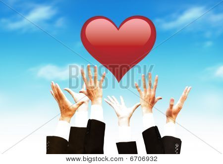 Hands And A Heart