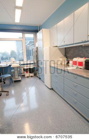 Room For Medical Procedures
