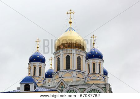Ascension Cathedral.