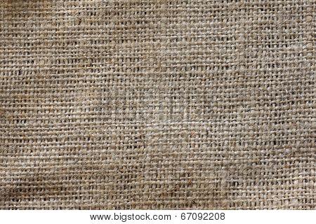 texture of jute bag
