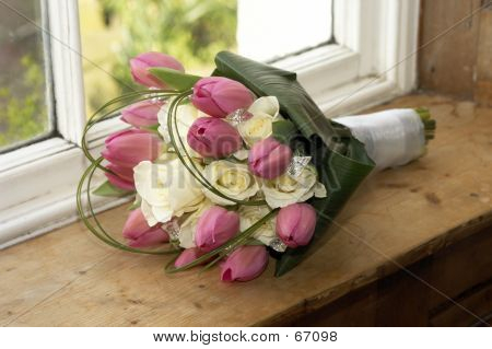 Bouquet Tulips
