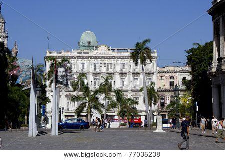 Hotel Inglaterra,Cuba