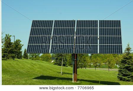 Solarenergie Paneele