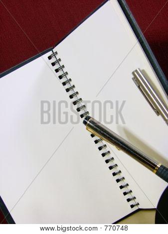 Journal & Pens