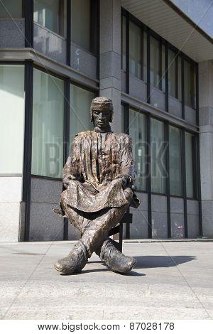 Monument exile in Geneva