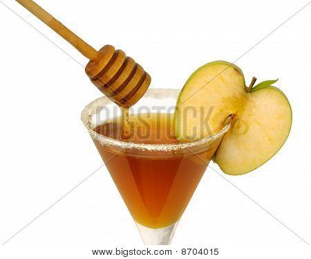 Rosh Hashana Honey Cocktail
