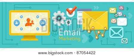 Icon for internet marketing