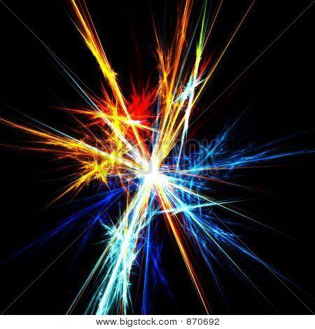 Bright Splash Lights