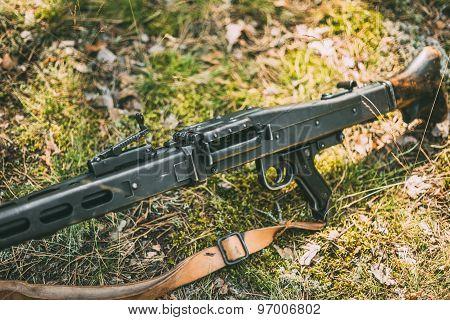 MG 42 Machine-gun.  7.92x57mm Mauser General Purpose Machine gun