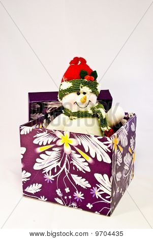 Snowman Out Of The Box