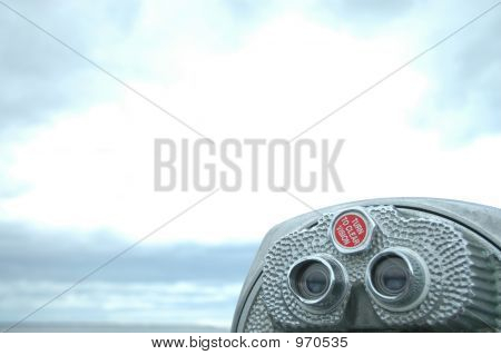 Binoculars With Vision