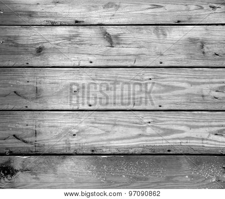 black and white planks