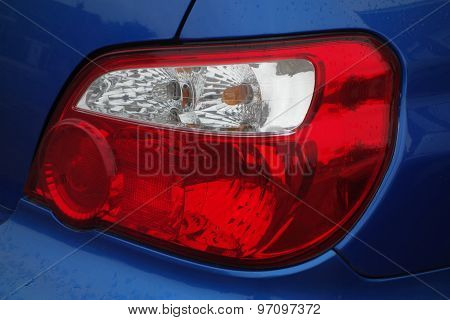 Rear Car Lamp