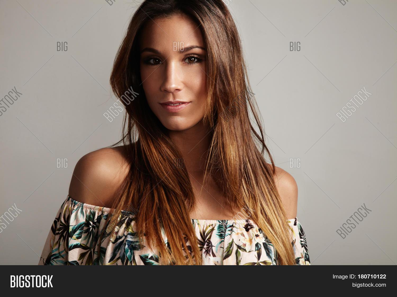 Spanish Woman Long Image & Photo (Free Trial) | Bigstock