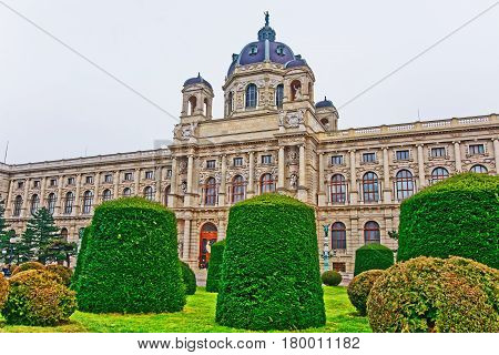 Vienna Museum Of Natural History Of Austria