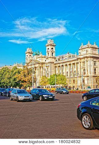 Curia Supreme Court At Budapest