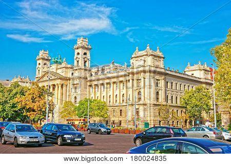Curia Supreme Court In Budapest