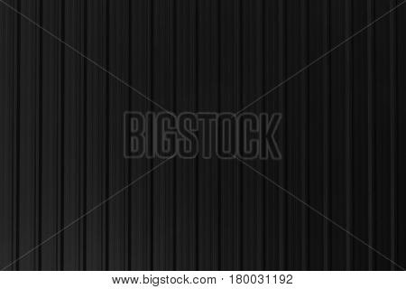 The sheet metal wall texture of factory building in the dark scene