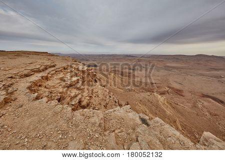 Negev Mountain View
