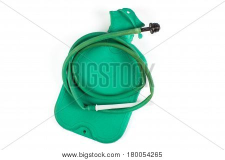 Rubber Medical Hot-water Bottle Filled With Water