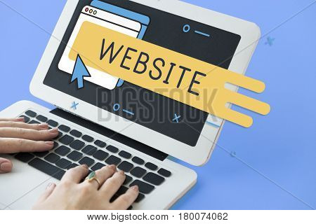 Internet Layout Links Website Networking