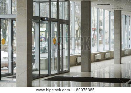Foyer For Trade, Shop Premises