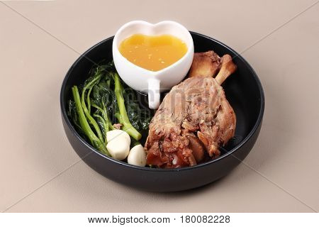 Fat Out Recipe Of Stewed Pork.