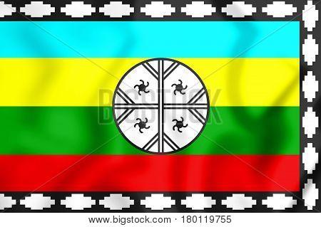 Nagche_flag