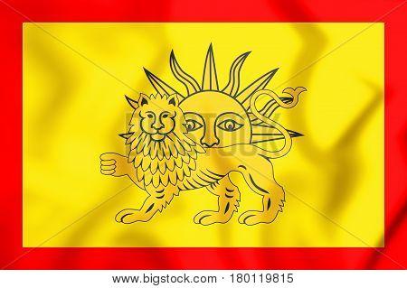 Nadir_shah_flag