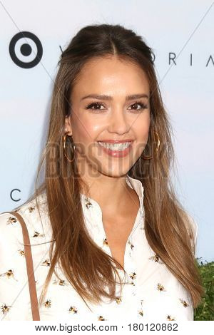LOS ANGELES - APR 1:  Jessica Alba at the Victoria Beckham For Target Launch Event at Private Residence on April 1, 2017 in Los Angeles, CA