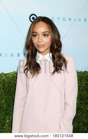 LOS ANGELES - APR 1:  Ashley Madekwe at the Victoria Beckham For Target Launch Event at Private Residence on April 1, 2017 in Los Angeles, CA