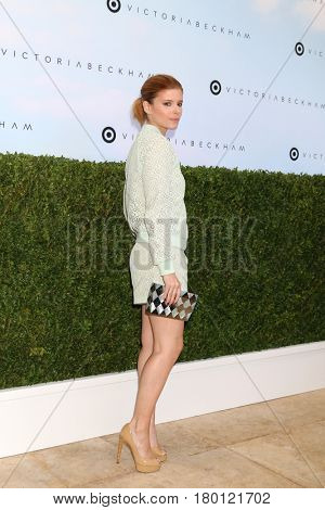 LOS ANGELES - APR 1:  Kate Mara at the Victoria Beckham For Target Launch Event at Private Residence on April 1, 2017 in Los Angeles, CA