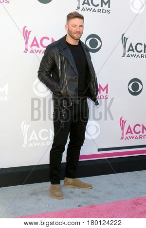 LAS VEGAS - APR 2:  Julian Edelman at the Academy of Country Music Awards 2017 at T-Mobile Arena on April 2, 2017 in Las Vegas, NV