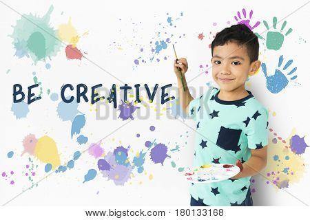 Be Creative Design Ideas Imagination Style