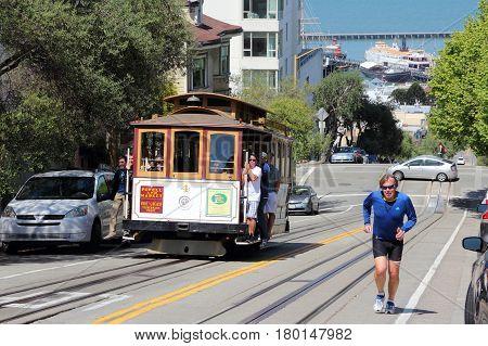 San Francisco Running