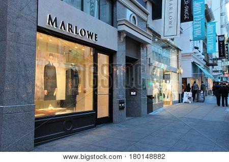Marlowe Fashion