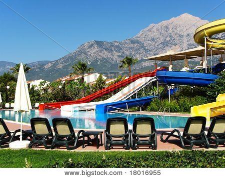 Turkish resort of Tekirova