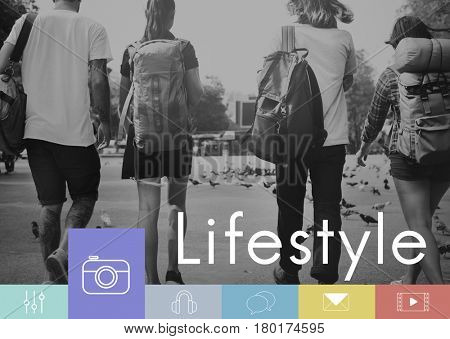 Lifestyle Capture Moments Memories Life