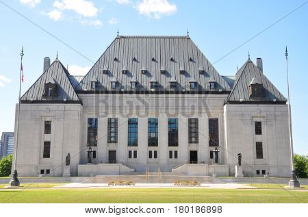 Supreme Court of Canada, Ottawa, Ontario, Canada.