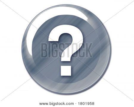 Question Mark Button Chrome