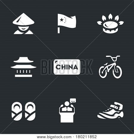 Chinese, flag, gas, building, bicycle, newborn, president, sneakers.