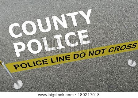 County Police Concept