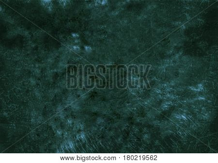 Grunge dark abstract background with dramatic film grain and artifacts