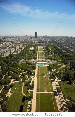 avenue des Champs elysees paris world places