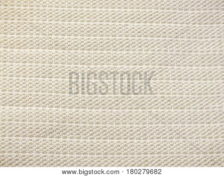 close up of microfiber fabric texture background