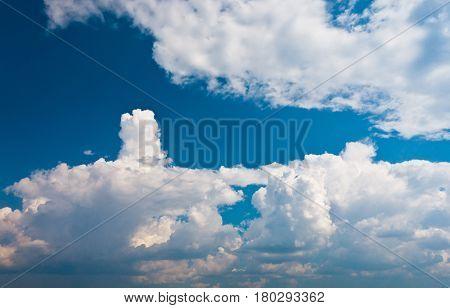Clean Air Heaven Wallpaper